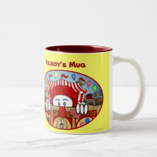 Kilroy's Circus Clown Mug