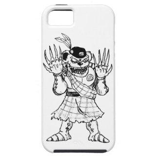Kilted Bearman iPhone SE/5/5s Case