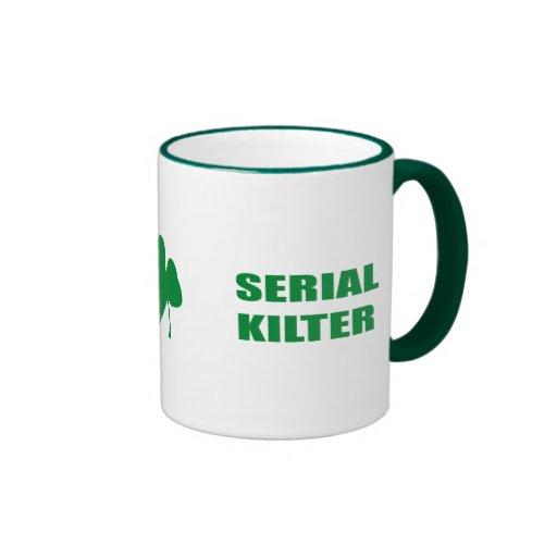 KILTER SERIAL TAZAS DE CAFÉ