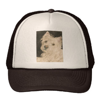 Kiltie the West Highland Terrier Trucker Hat