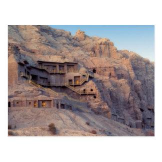 Kilzil mil cuevas de Buda, Kuche, cerca Tarjetas Postales