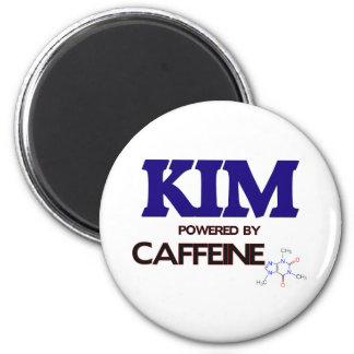 Kim accionó por el cafeína iman para frigorífico