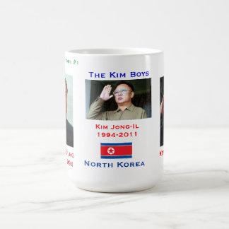 Kim Boys Mug (North Korea)