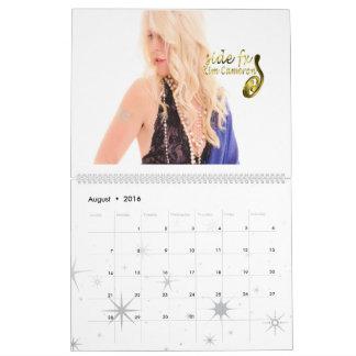 Kim Cameron and Side FX 2016 Calendar