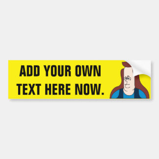 Kim Davis. customizable bumper stickers. Bumper Sticker