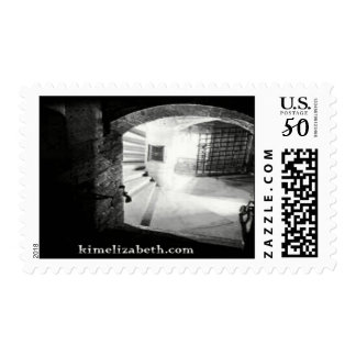 """Kim Elizabeth US Postage Stamps, the """"Dungeon"""""""
