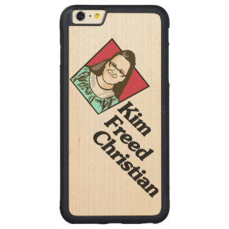 Kim Freed Christian Cell Phone Case