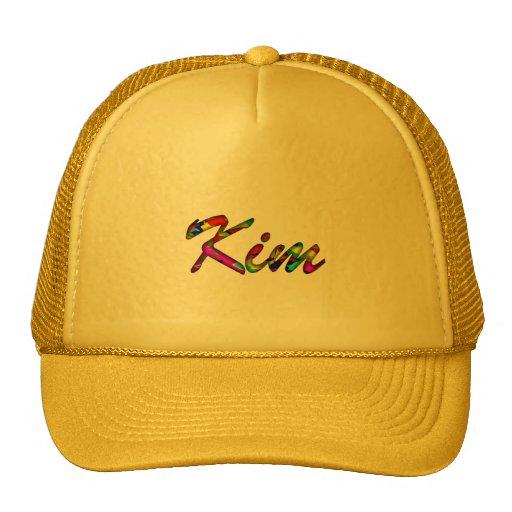 Kim Full Color Mesh Hat