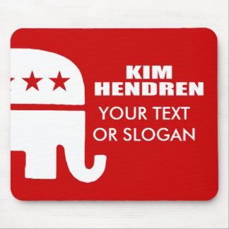 KIM HENDREN FOR SENATE MOUSE PADS