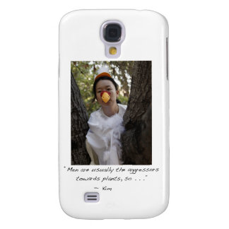 Kim iPhone 3G/3GS Case Galaxy S4 Cases