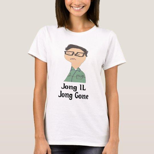 Kim Jong II Dead T-Shirt