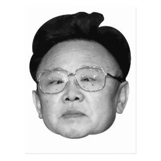 Kim Jong Il adaptable Postal