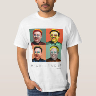 Kim Jong Il: Dear Leader T-Shirt