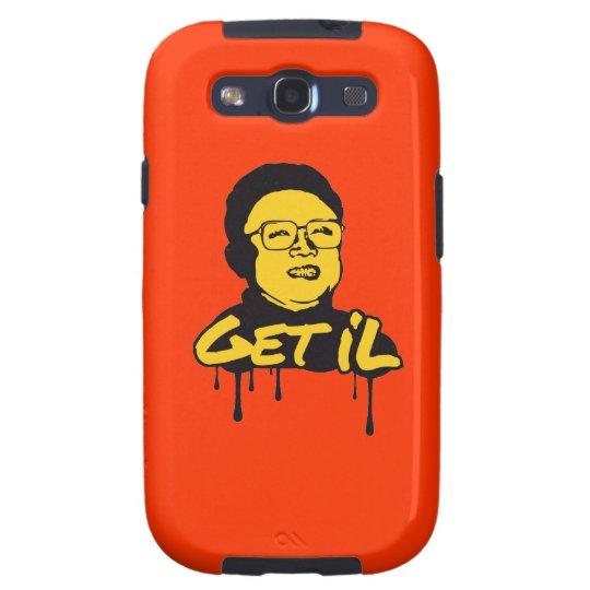 Kim Jong Il - Get's Il Funda Para Galaxy S3