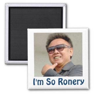 Kim Jong-il Iman Para Frigorífico