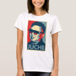 Kim Jong Il - Juche: OHP Ladies Top