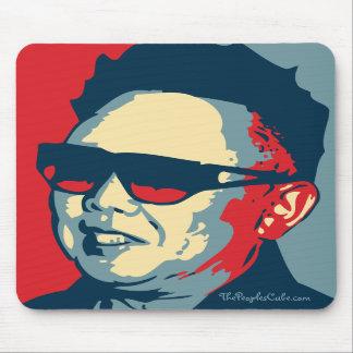 Kim Jong Il - Juche: OHP Mousepad