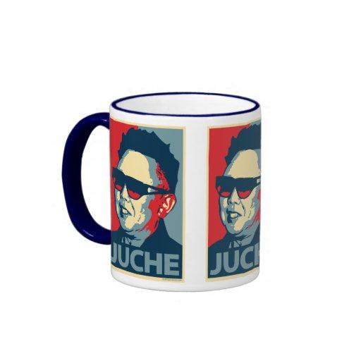 Kim Jong Il - Juche: OHP Mug