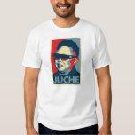 Kim Jong Il - Juche: OHP T-Shirt