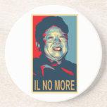 Kim Jong-Il No More Coaster