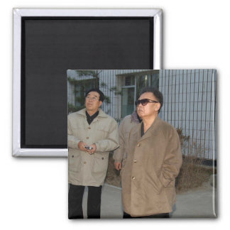Kim Jong-il, North Korea Magnet