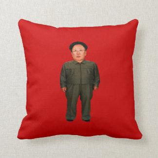 Kim Jong Il Pillows