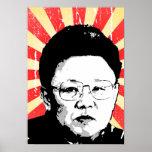 Kim Jong Il Poster
