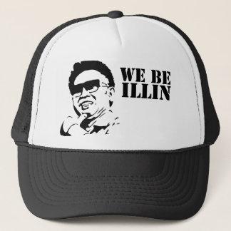 Kim Jong-il Trucker Hat