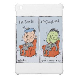 kim jong ill iPad mini cases