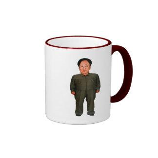 Kim Jong illin' Coffee Mugs