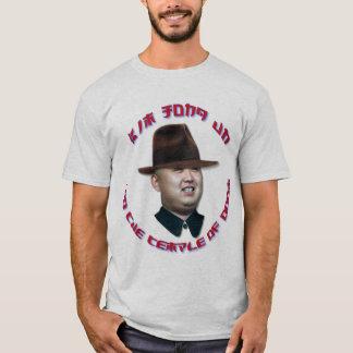 Kim Jong Un and The Temple of Doom T-Shirt