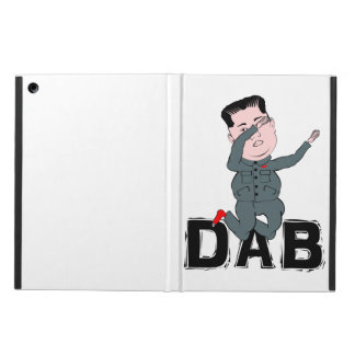 Kim Jong-Un Dabbing Cover For iPad Air