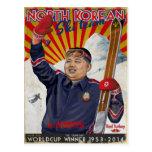 Kim Jong Un.jpg Post Cards