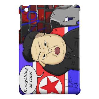 Kim Jong Un North Korea Dictator Korea Funny iPad Mini Cases