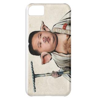 Kim Jong Un Piggy iPhone Case iPhone 5C Covers