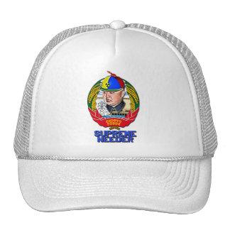 Kim Jong Un - Supreme Needer Trucker Hat