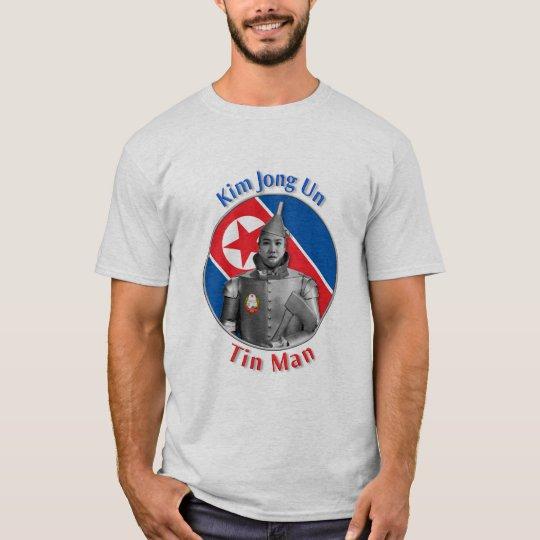 Kim Jong Un - Tin Man T-Shirt