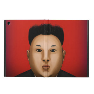 Kim Jung iPad Air Case with No Kickstand