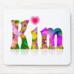 Kim Mouse Pad