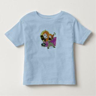 Kim posible alista para la acción Disney Tee Shirts