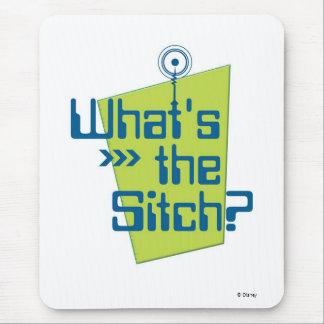"""Kim posible """"cuál es el Sitch?"""" Diseño Disney Alfombrilla De Ratón"""