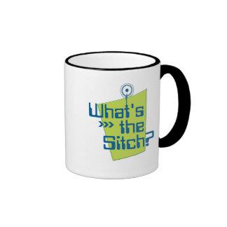 """Kim posible """"cuál es el Sitch?"""" Diseño Disney Tazas De Café"""