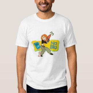 Kim Possible and Rufus Disney Shirt
