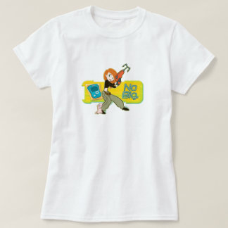 Kim Possible and Rufus Disney T-Shirt