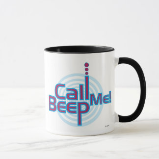 Kim Possible Call Me - Beep! Disney Mug