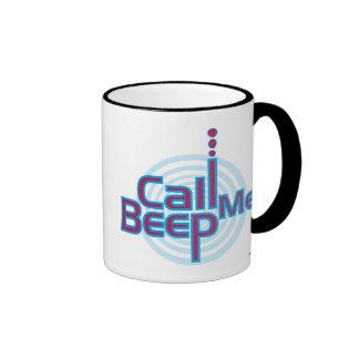 Kim Possible Call Me - Beep! Disney Ringer Coffee Mug