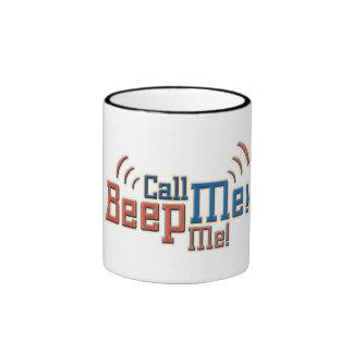 Kim Possible: Call Me, Beep Me Text Disney Ringer Coffee Mug