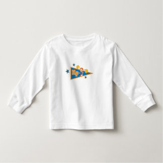 Kim Possible Cheerleading Flag Disney Toddler T-shirt