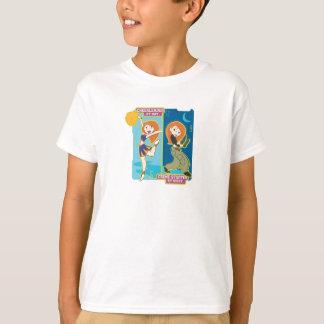 Kim Possible Crimestopper by Night Disney T-Shirt