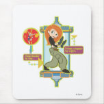 Kim Possible Disney Mouse Pad